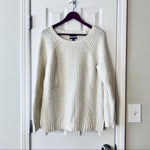 AE oversized sweater